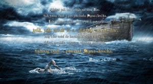 Matouš 24:37-39