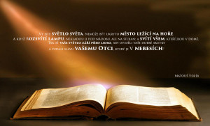 Matouš 5:14-16