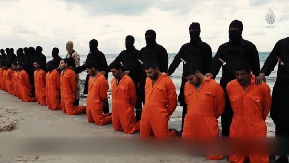 ISIS poprava