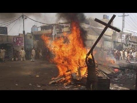 Ničení křížů