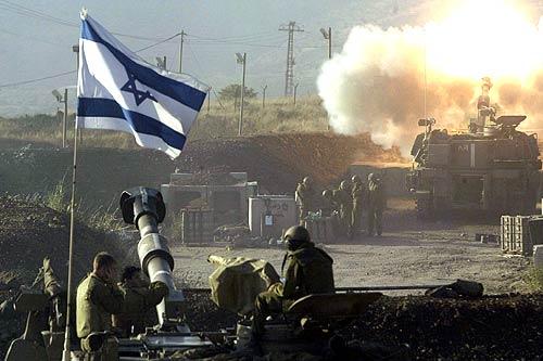 Válka v Izraeli