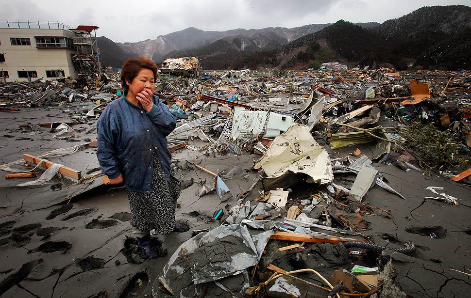 Zemětřesení Japonsko