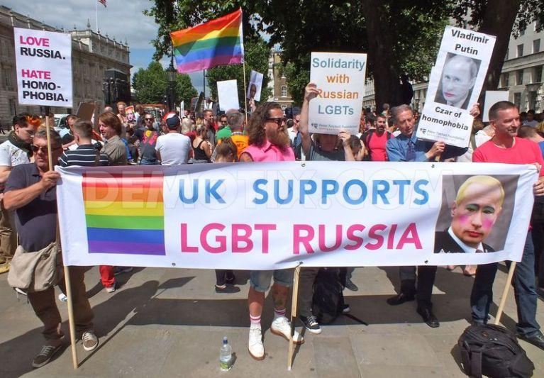 Homosexuální hnutí