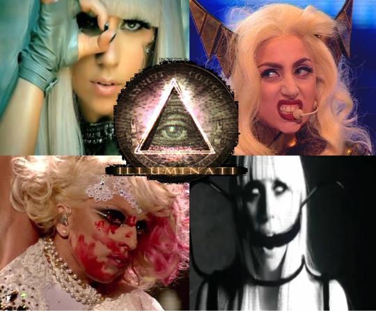 Okultní satanistická symbolika