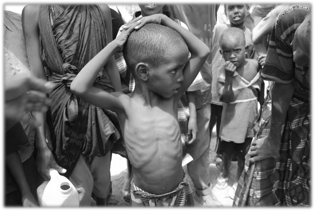 Děti v Somálsku