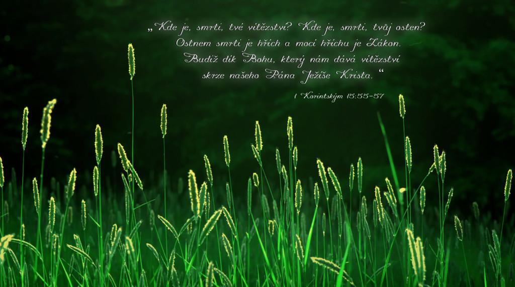 1 Korintským 15:55-57