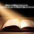O Boží slávě ve vtělení Ježíše Krista